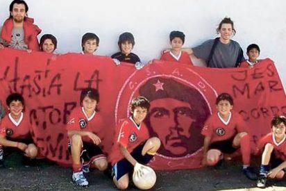 """El """"Che"""" Guevara Futbol Club se abre camino en Argentina"""