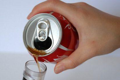 Nokia inventa un móvil que funciona con coca-cola como batería