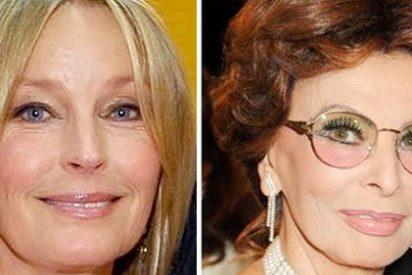 Bo Derek y Sophia Loren, ¿buena genética o buenos cirujanos?