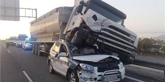 1.897 muertos en las carreteras españolas