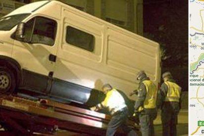 Atrapados cuatro etarras con una furgoneta bomba