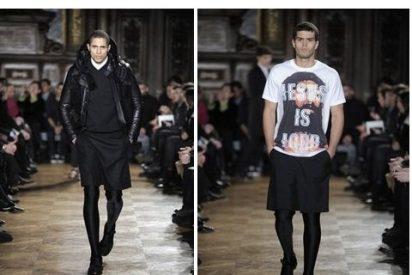 """Moda """"franciscana"""" de Givenchy"""