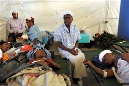 """Sonia Adames: """"Puerto Príncipe es un campo de refugiados"""""""