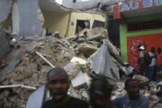 Terremoto deja más de cien mil muertos en Haití