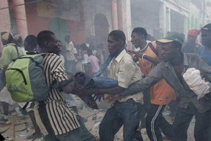 Y diez días después del terremoto, se produjo el milagro en Haití