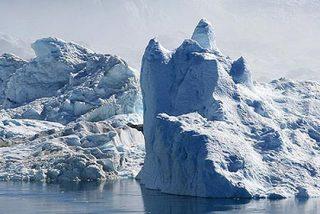 La ONU exagera los datos del deshielo glaciar