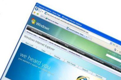 Alemania y Francia desaconsejan el uso de Internet Explorer