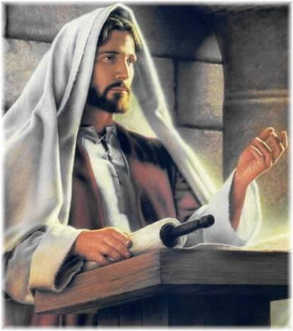 El Espíritu de Dios está en Jesús enviándolo a los pobres