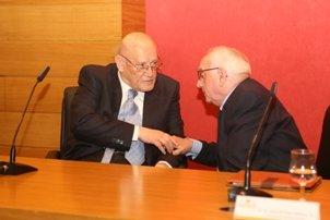 Comillas rinde homenaje al profesor Luis Vela Sánchez