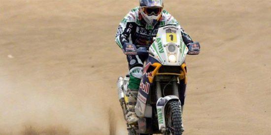 Marc Coma, acusado por Cyril Despres de hacer trampas en el Dakar 2010