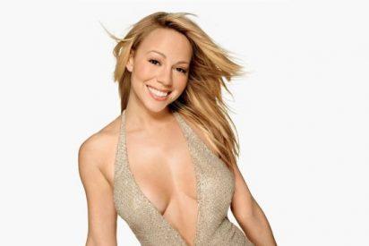 Mariah Carey recoge un premio borracha como una cuba