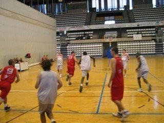 Mundialito de baloncesto por la integración