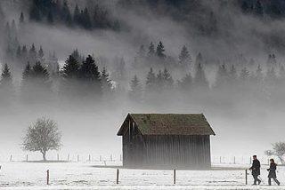 España, en alerta por frío y nieve