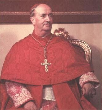 Cardenal Ottaviani, Inquisidor y panadero