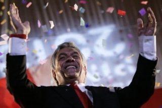 Histórica victoria de la derecha en Chile