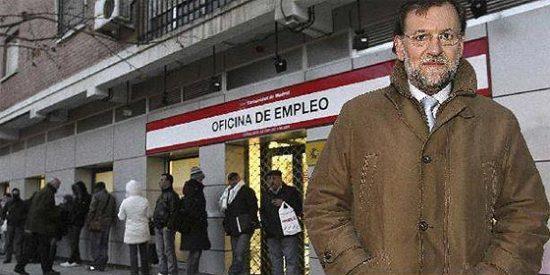 La foto de Rajoy ante el INEM es lo de menos