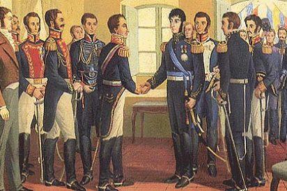 Hace 200 años... América