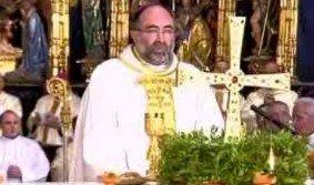 Jesús Sanz ya es arzobispo de Oviedo
