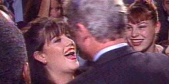 Bill Clinton afirma ahora que tuvo relaciones sexuales con Lewinsky para controlar sus ansiedades