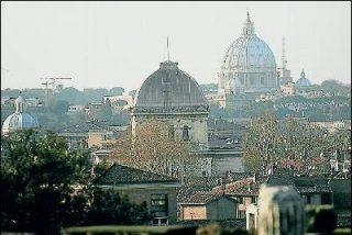 Líderes judíos boicotean la visita papal a la sinagoga en Roma