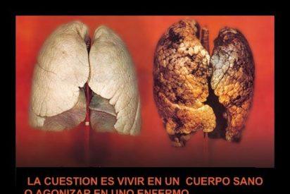 Sanidad implementará imágenes en en las cajetillas de tabaco