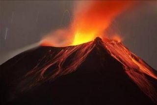 Se incrementan las explosiones en el volcán ecuatoriano Tungurahua