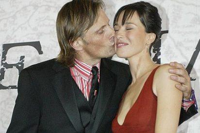 Viggo Mortensen y Ariadna Gil, una pareja de guapos