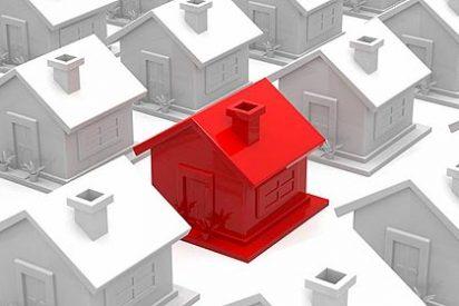 Las casas están sobrevaloradas en España un 55%