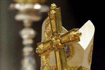 Las cenizas del Papa Benedicto