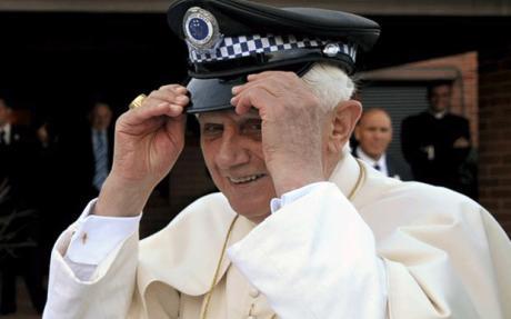 Laicistas británicos, contra la visita del Papa