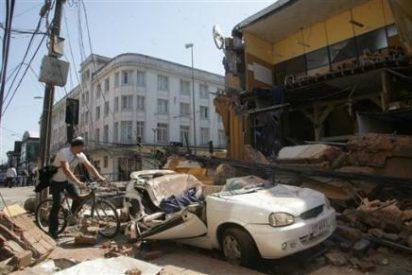 Caos, Tsunami y saqueos tras el terremoto en Chile