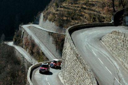 Las carreteras más complejas y peligrosas del mundo