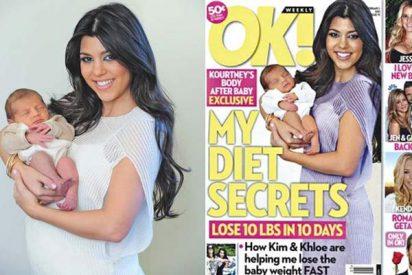Denuncia a la revista OK! por publicar un cuerpo 'más delgado' que no es el suyo