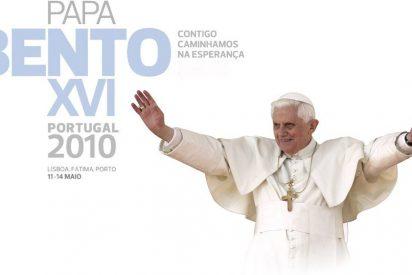 La Iglesia católica portuguesa lanza el sitio de la visita del Papa