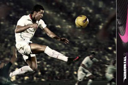 Cristiano Ronaldo da 'un pelotazo' con Nike por 6 millones de euros anuales