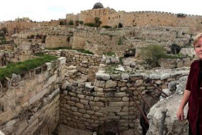 ¿Fue éste el palacio del Rey Salomón?