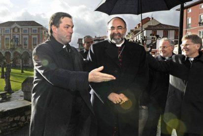 Berzosa y Méndez, vicarios generales de Oviedo