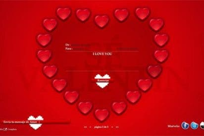 Sé valiente en San Valentín