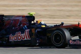 Segundo round de la F1 en Jerez