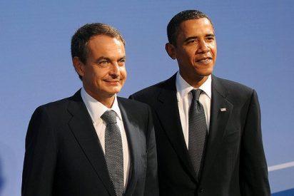 Dardo de Zapatero a la yugular del Imperio