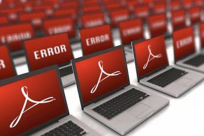 Adobe recibe el 98% de todos los ataques a software del mundo