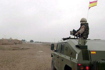 Un soldado español muerto y otros seis heridos por una explosión en Afganistán