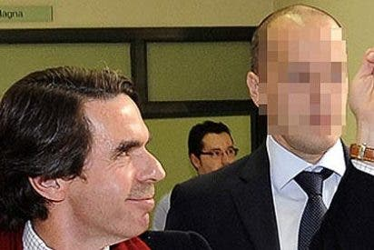 El PSOE se revuelve por la 'peineta' de Aznar