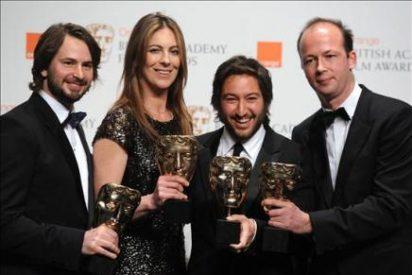 'En tierra hostil' gana el pulso a 'Avatar' con seis premios BAFTA