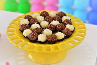 Brigadeiros de chocolate, 3 recetas fáciles 👈