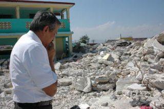"""Pascual Chávez: """"Nuestro objetivo es dar esperanza a Haití"""""""