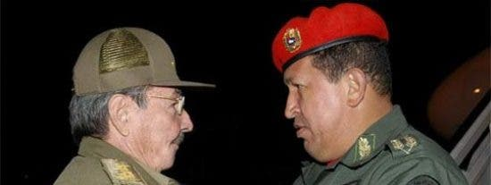 """Chávez a Uribe: """"¡Vete al carajo!"""""""