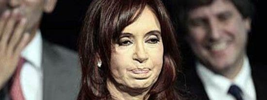 "La prensa inglesa llama ""vieja cara de plástico"" a Cristina Kirchner"