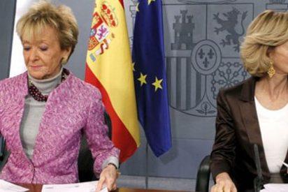 Las broncas entre Salgado y De la Vega siembran el caos en el Gobierno ZP