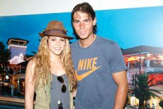 Shakira y Nadal intiman en un videoclip